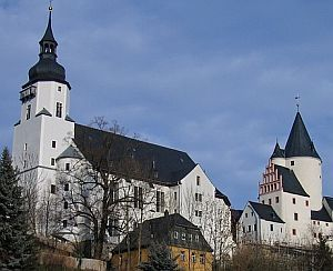 Schwarzenberg Schloss Erzgebirge