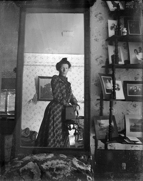 Fotografie aus der Zeit um 1900