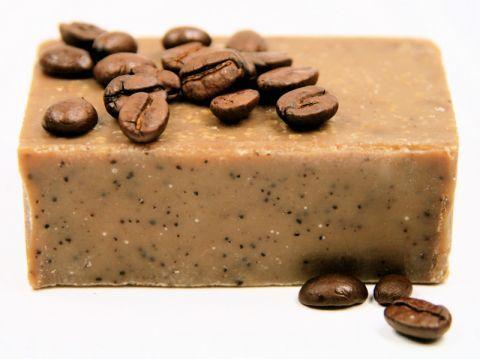 Sinnvolle Geschenke: Kaffeeseife