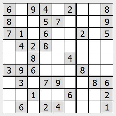 Sudoku Spiel online spielen