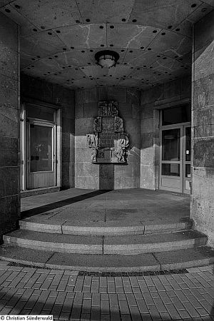 Christian Sünderwald: Sparkasse in Chemnitz