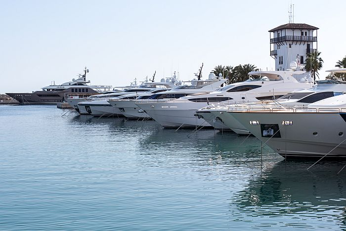 Yachthafen Puerto Portals
