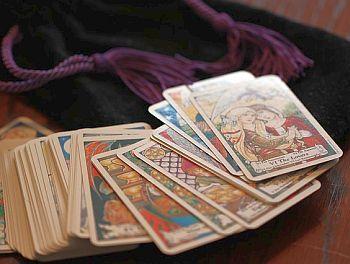 Tarotkarten Magie