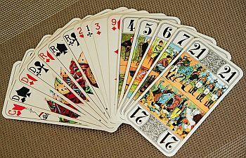 Tarotkarten Tarock