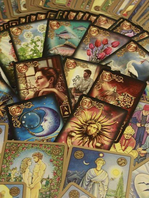 Tarotkarte: Der Herrscher Tarot