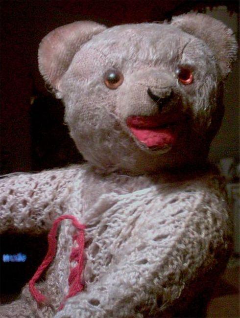 Weihnachtsgeschichte Teddy