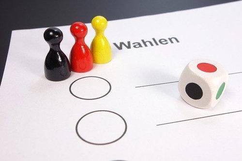 Der Wahlsonntag
