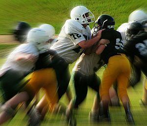 Teamsport Wettkampf
