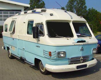 Wohnmobil Wohnwagen