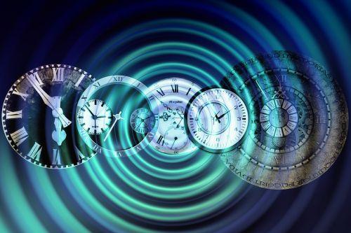 Zeitreise Uhren
