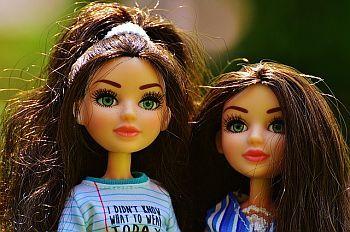 Weibliche Zwillinge