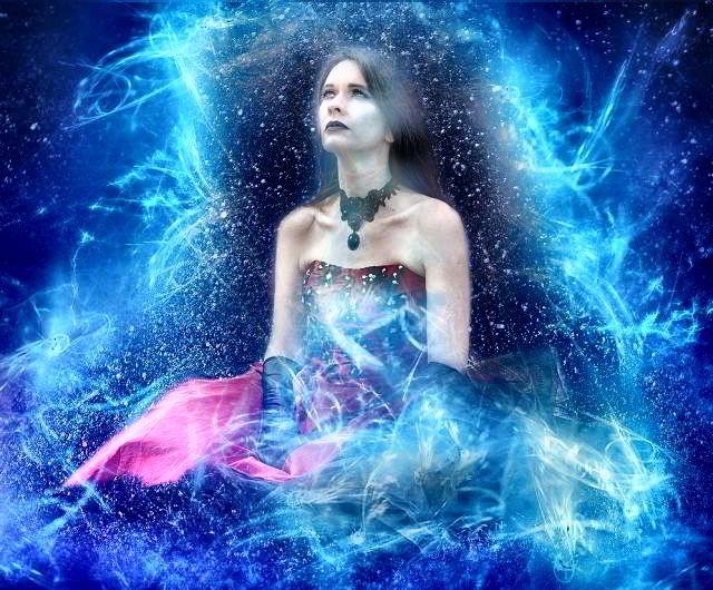 Aura: Mystische Magie