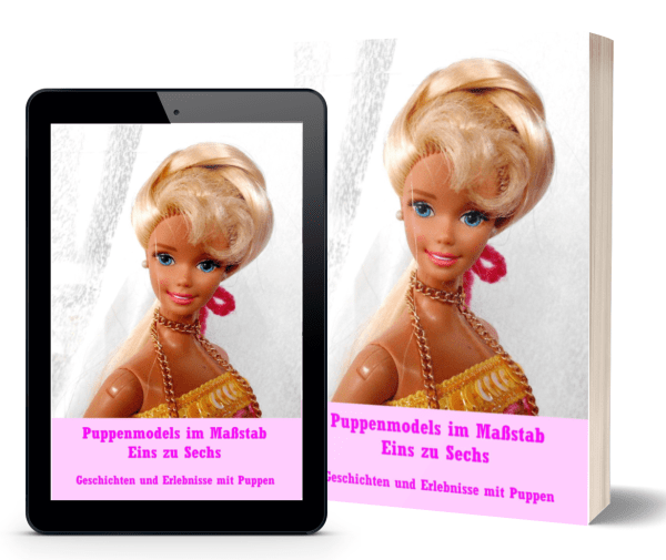 E-Book Barbie-Puppen