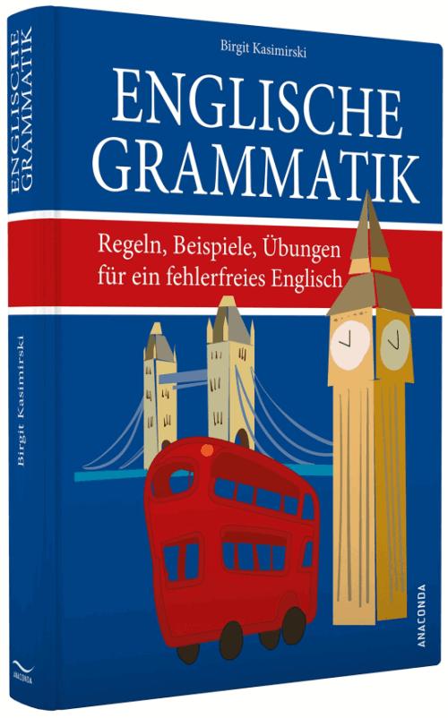 Birgit Kasimirski: Englische Grammatik