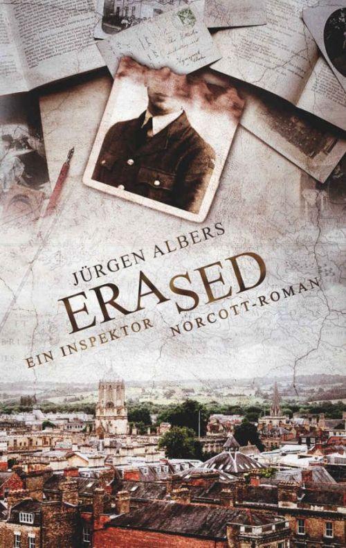 Jürgen Albers: Kriminalroman Erased