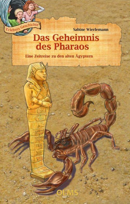 Sabine Wierlemann: Das Geheimnis des Pharaos