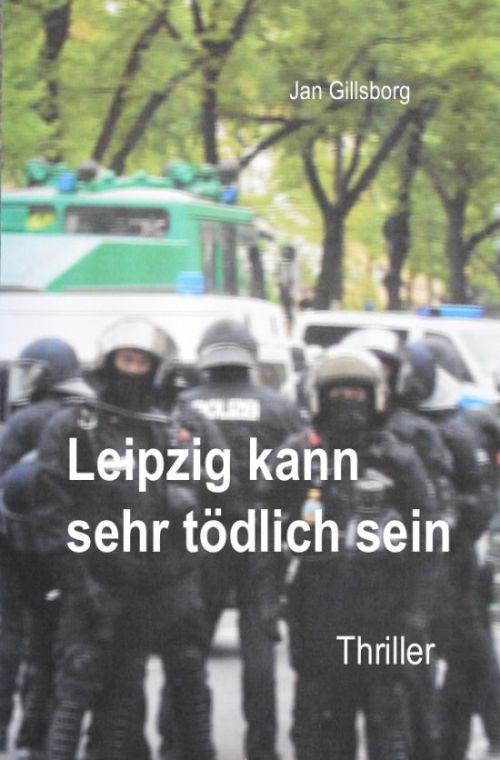Politthriller des Autors Jan Gillsborg