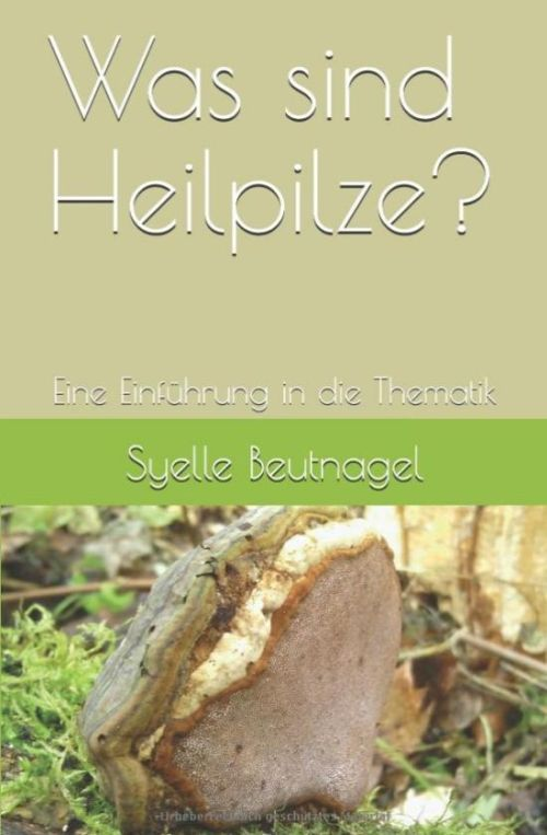 Autorin Syelle Beutnagel: Was sind Heilpilze?