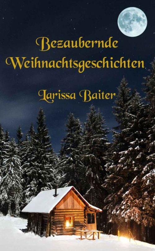 Weihnachts-Buch der Autorin Larissa Baiter