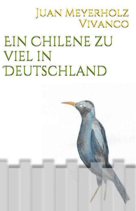Buchtipp: Ein Chilene zu viel in Deutschland