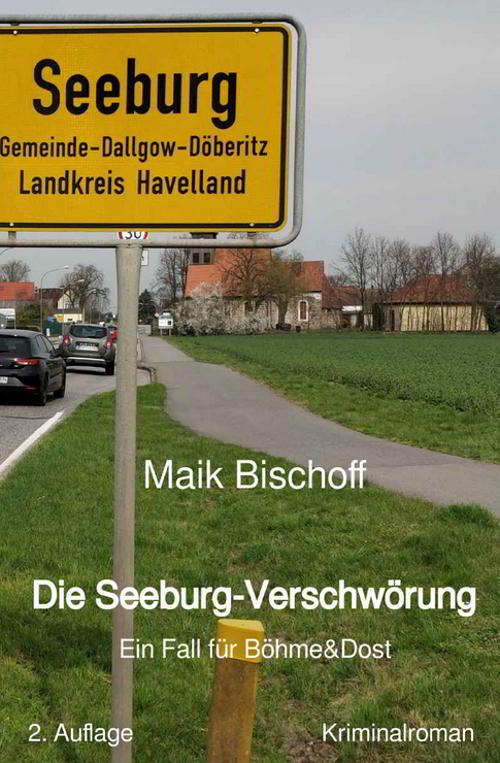 Maik Bischoff und sein erster Kriminalroman