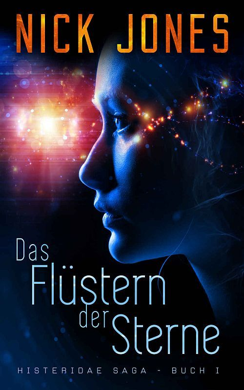Science-Fiction-Thriller von Nick Jones