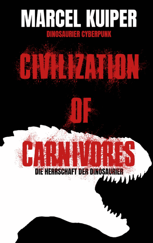 Dinosaurier Cyberpunk: Civilization of Carnivores