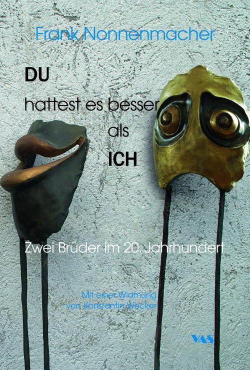Doppelbiografie des Autors Frank Nonnenmacher