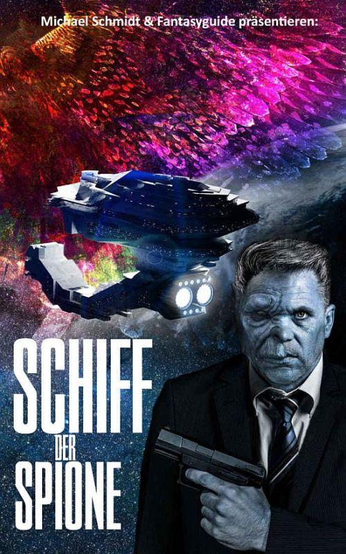 Fantasy Anthologie: Schiff der Spione