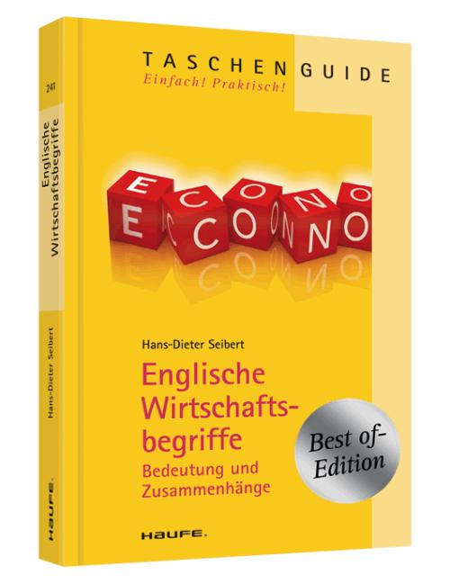 Hans-Dieter Seibert: Englische Wirtschaftsbegriffe