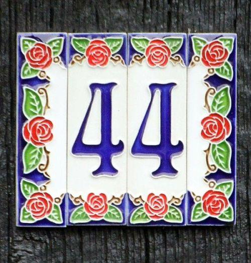 Straße Hausnummer 44