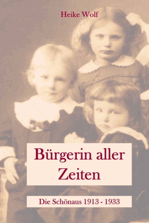 Autorin Heike Wolf: Bürgerin aller Zeiten
