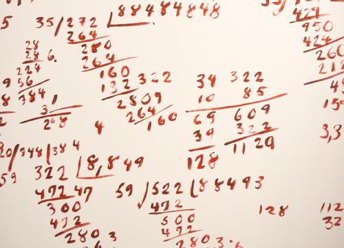 Mathematik in der Schule
