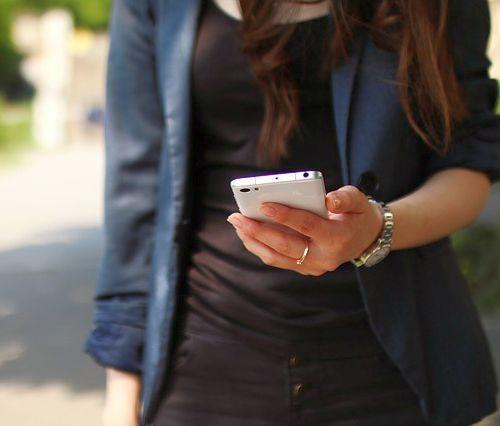 Smartphone zuhause lassen