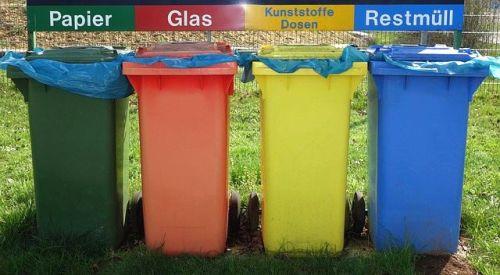Plastik Kunststoffe Recycling