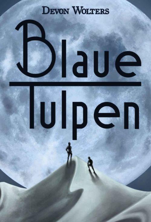 Devon Wolters: Blaue Tulpen