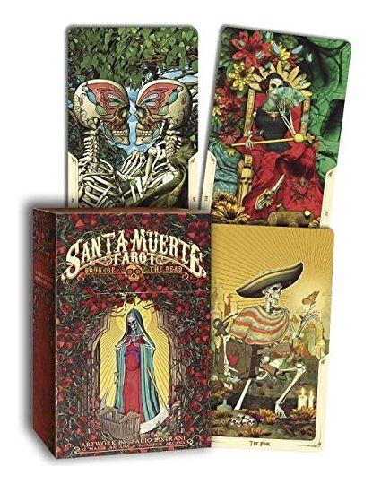 Tarotkarten Santa Muerte