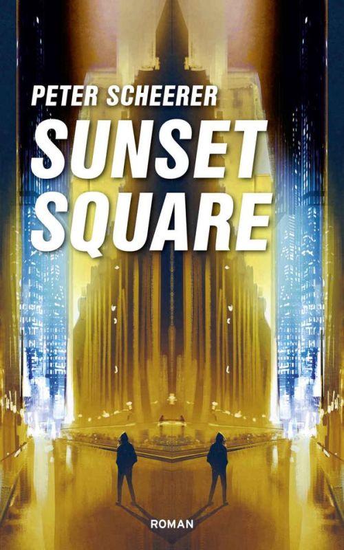 SciFi Thriller Sunset Square