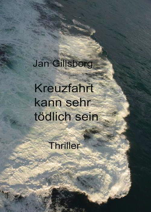 Spionage-Thriller von Jan Gillsborg