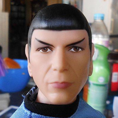 Mr. Spock vom Raumschiff Enterprise