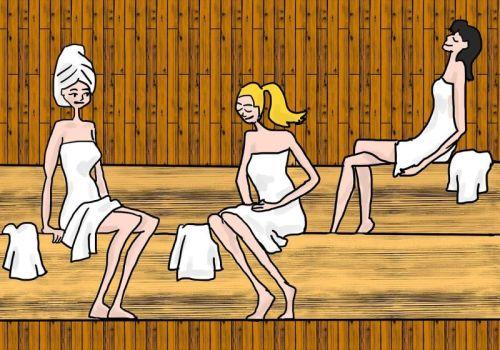 Fitness-Club: Sauna Spa Wellness