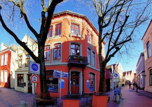 Architektur einer Kleinstadt