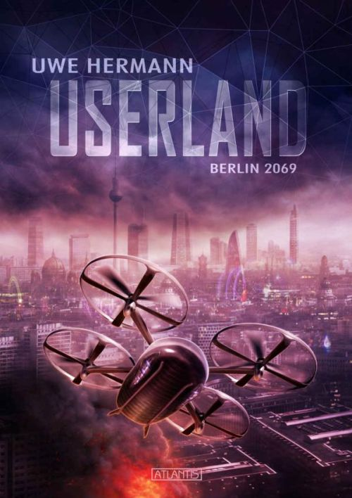 Userland. Thriller von Uwe Hermann
