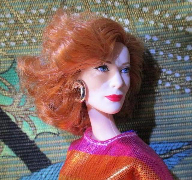Cate Blanchett als Barbie