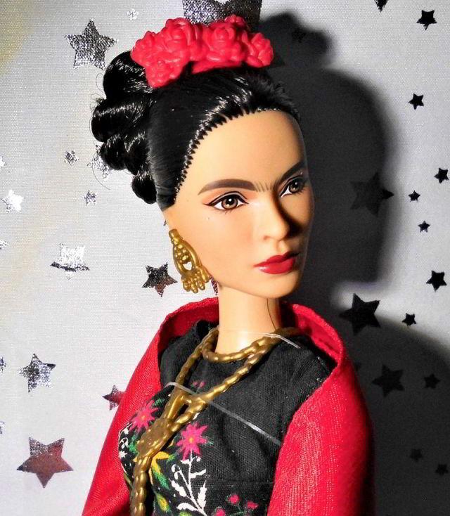 Barbie-Puppen sind vielfältig